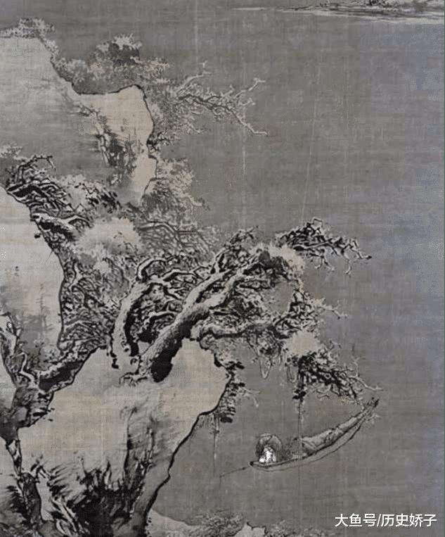 被日本抢走的千年名画, 放大10倍后让国人愤怒: 千年技艺丢了