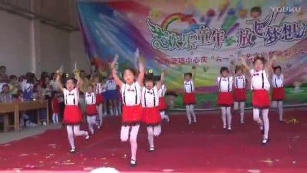 《奔跑吧,蜗牛》儿童舞蹈图片