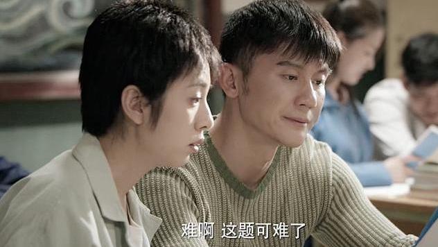 """41岁李晨""""装嫩""""演出高中生,遭吐槽:磨皮也遮不住脸上皱纹"""