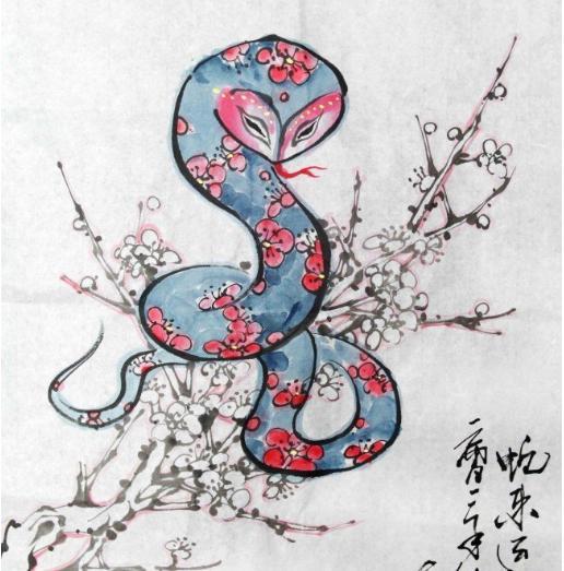 """不怕学问浅: 大金蛇""""喜从天降"""", 要财气冲天了"""