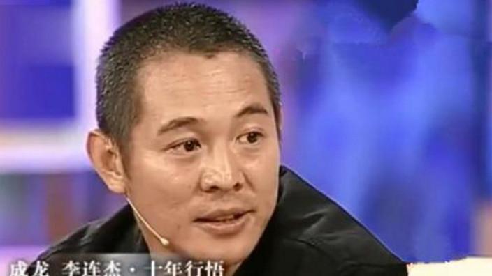李连杰谈天价片酬:这样计较根本没意义,20年前我就八千万,如今几个亿正常吧!