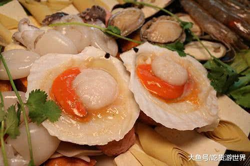 只适合生吃的几种海鲜, 一般人不敢尝试, 全吃过的叫吃货大神!