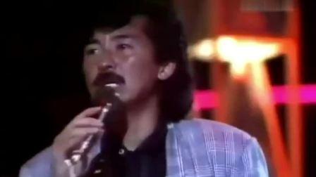 梅艳芳 张国荣 谭咏麟 张学友 苏芮 许冠杰 合唱《明天会更好》!