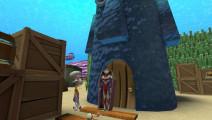 GMOD游戏海绵宝宝章鱼哥家门口怎么停着奥特曼棺材