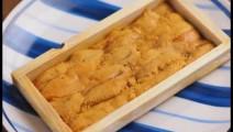 日本大厨展示厨艺,做海胆煎蛋,看似简单的一道菜,实际很见功底