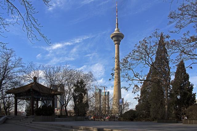 中国最高的10座电视塔