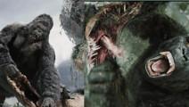 四分钟看完2017新片《金刚: 骷髅岛》三大金刚之间的宿敌之战
