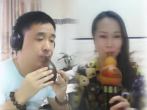 葫芦丝曲谱赛江南