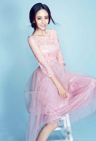 迪丽热巴公主裙子步骤