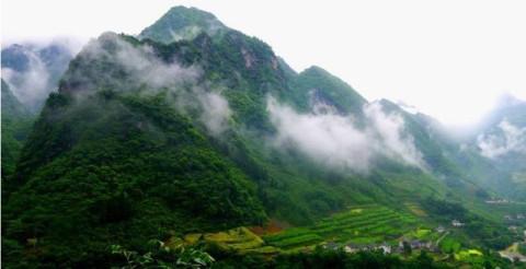 七峰山风景区