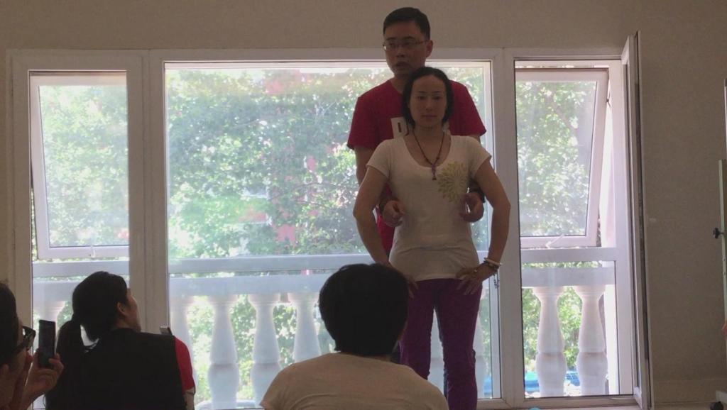 李哲教你学解剖人体结构功能瑜伽私教健身孕妇产后必备视频