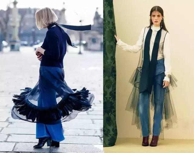 今夏仙气十足的纱裙才是主流, 因为显瘦 40