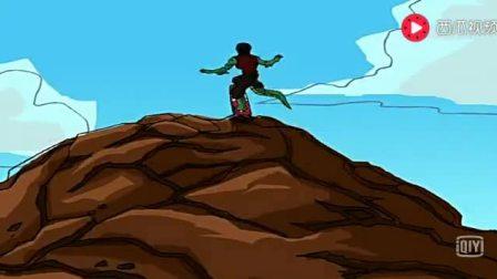 壁纸 动漫 卡通 漫画 沙漠 头像 桌面 448_252