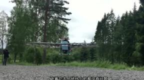 小伙1万块自制造出载人飞行器图片