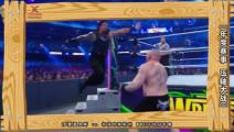 WWE WM34 布洛克莱斯纳 vs 罗曼雷恩斯 燃虐向混剪【小鑫带你看摔角】