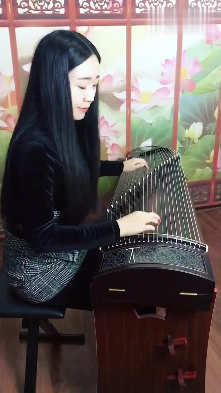 广东音乐 广陵散 古筝