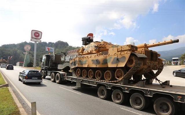 又一强国要在叙利亚动武, 俄: 举双手欢迎, 美: 立即停火!