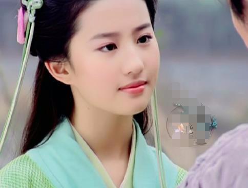 古装剧中的青衣女子, 刘诗诗古力娜扎刘亦菲, 哪一个