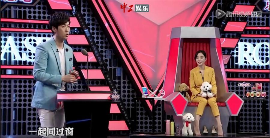 李小璐默认整容:每个女生都有让自己变美的权利