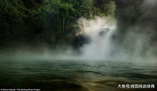 这一条河的沸腾让人们无法相信,一不小心掉进去就会成为被烫死(图6)