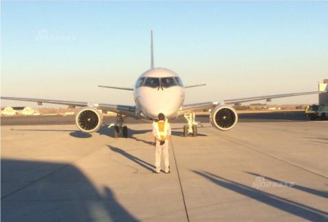 中日大飞机开始竞争 日本消息人士1日称,三菱飞机公司可能因技术问题