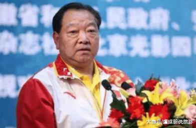 中国首位奥运会金牌得主, 打破记录, 晚年生活令人感慨