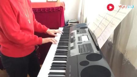 电子琴指法入门&电子琴入门教程视频图片