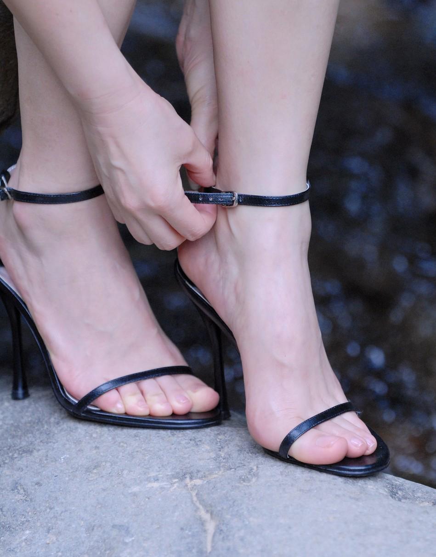 夏日清爽高跟鞋, 秀出女生青春味道 1
