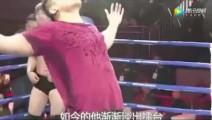 杨建平被日本拳手喷口水,上台踹翻日本拳手?这才是真相!