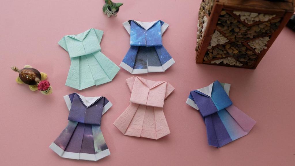 折纸技教程◆折技巧纸盒礼盒盒盖折法心形v教程大全图片