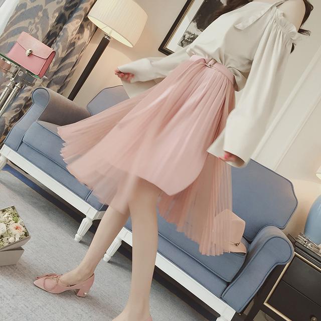 夏季半身裙_17年当下正流行的夏季半身裙, 时髦潮流, 满满的都是迷人魅力