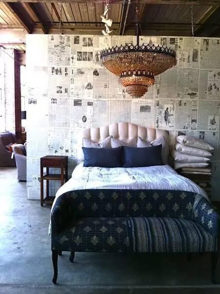纸板手工制作卧室
