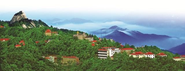 风景区,波尔登森林公园,依云温泉小镇,平汉铁路博物馆及老火车,桃花寨