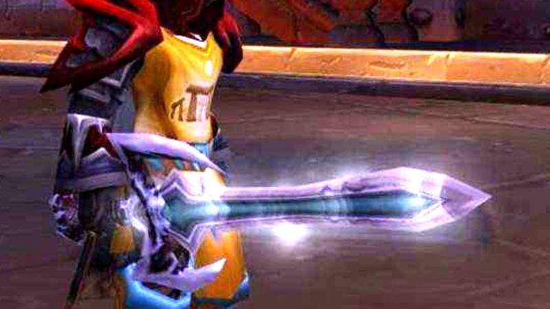 魔兽世界: 怀旧服黑翼之巢即将开放, 这把武器将是物理系争夺焦点