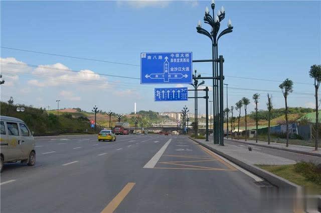 投资17个亿,宜宾新修2条路,经叙州区、南溪、高县、江安县