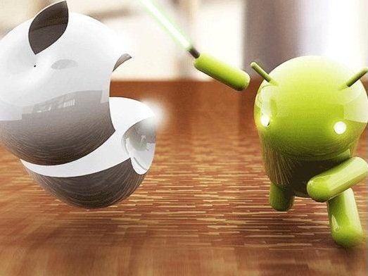 个人感觉苹果手机领先安卓不是一点点,而安卓就成了半阉割版(图2)