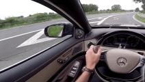 落地330万的迈巴赫S600,高速开到255才知道隔音有多好