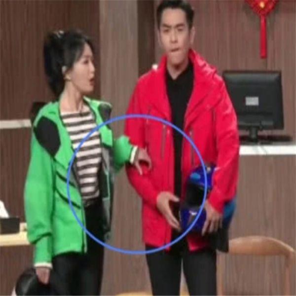 秦岚张若昀演情侣,主动拉手竟被拒,网友,所以也就上演了这么有趣的一幕了