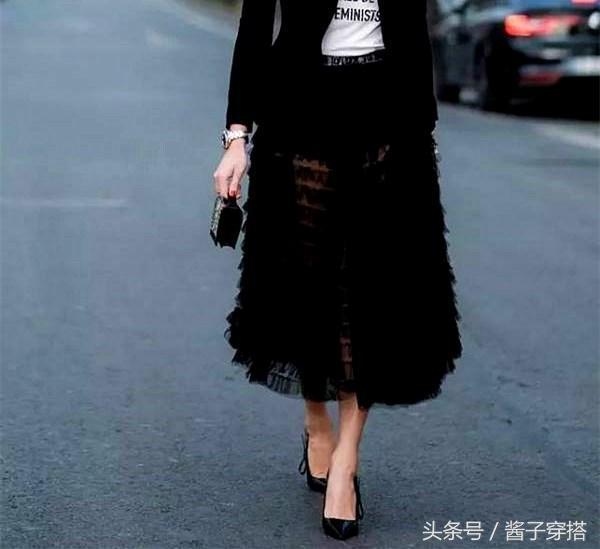 显瘦半身裙_说一百遍减肥, 不如穿一条显瘦半身裙