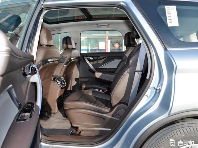 主销车型预售15-18万 吉利嘉际3月11号上市(图15)