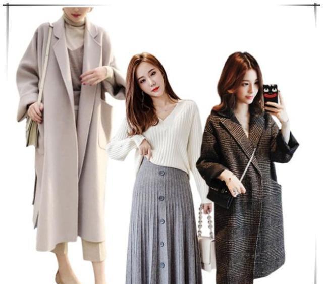 为什么同样一件衣服, 韩国女孩就穿了好看, 不服气!
