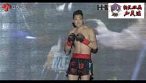 中国全国冠军王重阳重拳KO世界级拳手被击倒趟了10分钟没能站起来