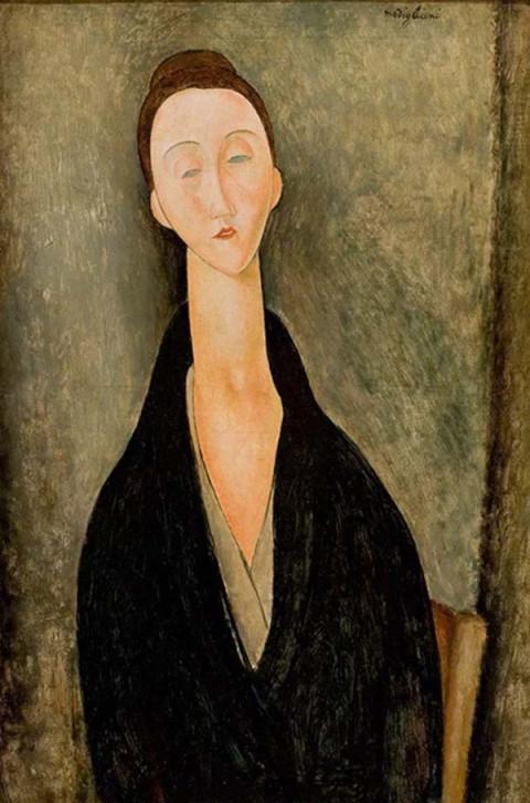 展览以印象派为主线展出莫奈毕沙罗西斯莱的风景画雷诺阿莫里索