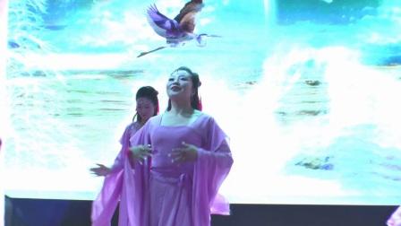 舞蹈: 星月神话(涪陵苍茫户外2018春节联欢晚会