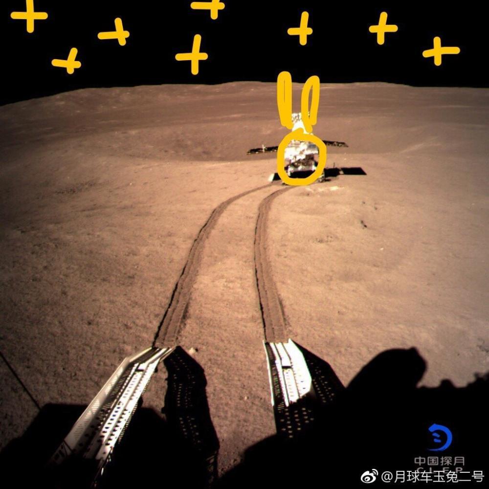 月球车玉兔二号为何吸引大批非航天迷追捧?(图10)