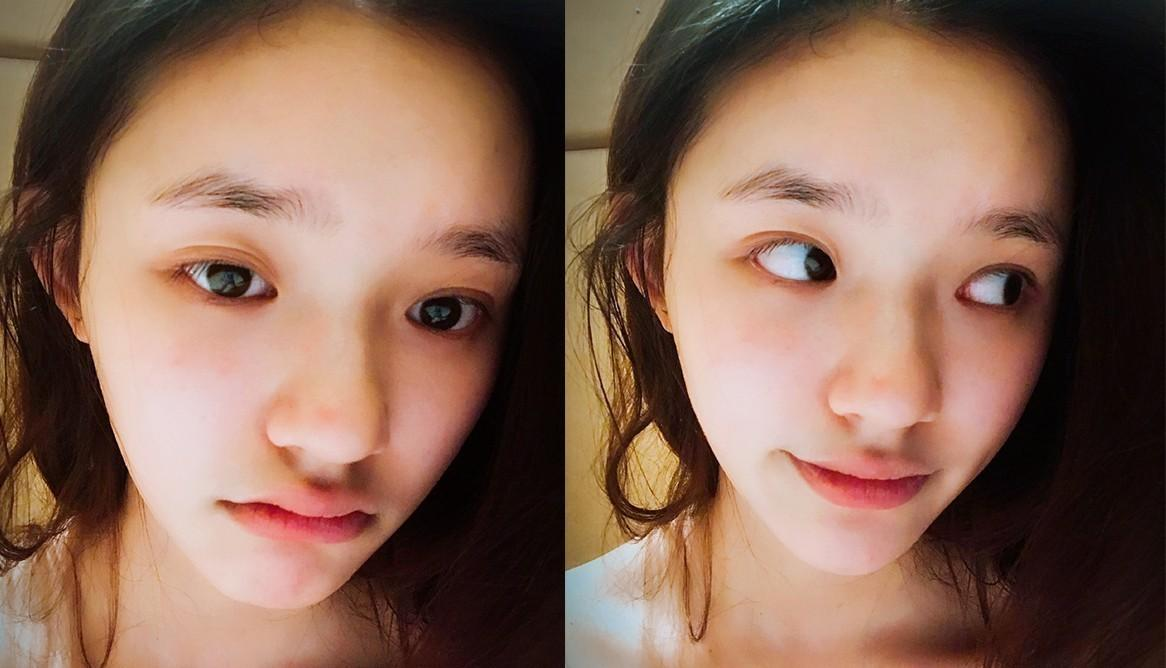 林允素颜清纯力100分, 想要她的无瑕肌肤, 你该重新学会洗脸