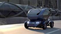 """可以彻底解决堵车的新型汽车,可以横着开,还能在马路上""""合体"""",好羞耻!"""