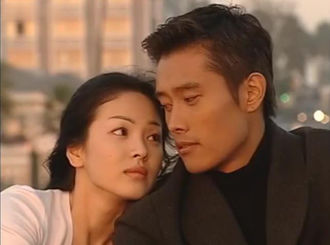 洛城生死恋,男神李秉宪对女神宋慧乔说的最后