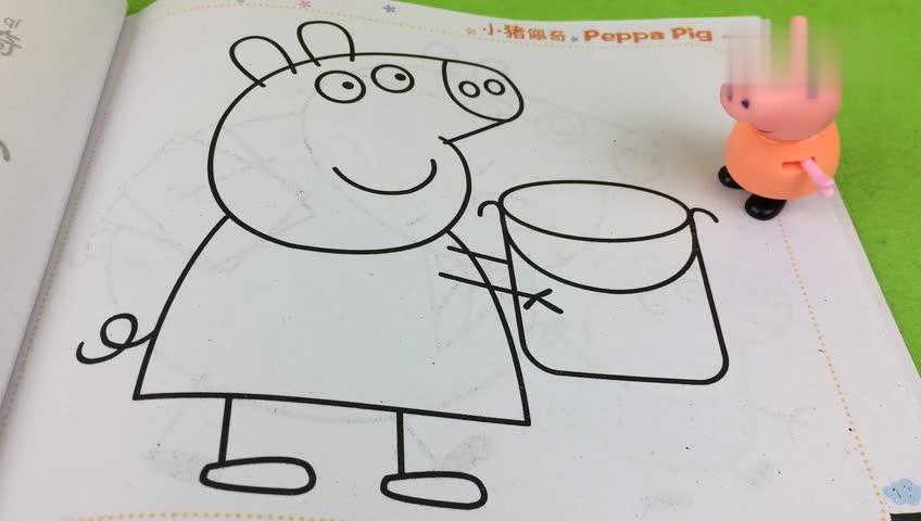 粉红猪小妹奇趣蛋★乔治佩佩恐龙蛋★迪士尼玩具蛋蛋.