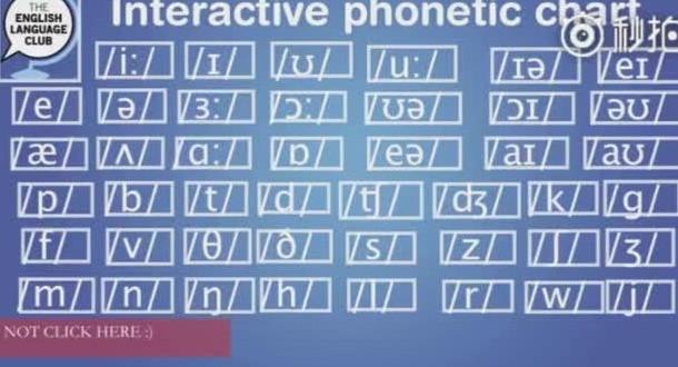 《BBC英式英语音标发音视频教程》第1课:前元